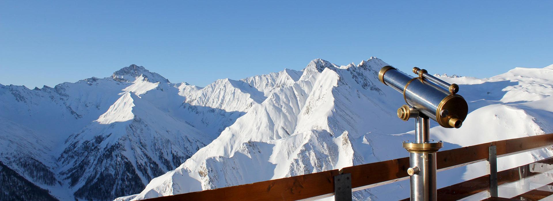 Winterwunderland Samnaun