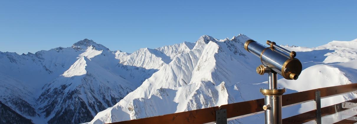 Sarah Connor auf der Alp Trida